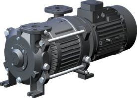 Liquid Ring Vacuum Pump Closed Coupled Version05