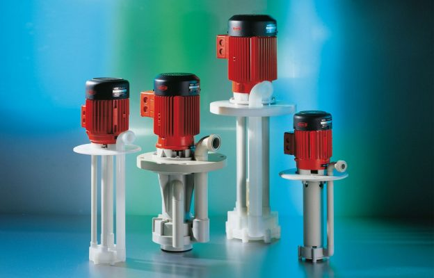 Flux - Vertical Chemical Centrifugal Pump02
