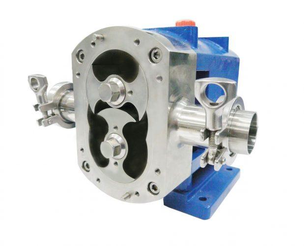 Lobe Pump01