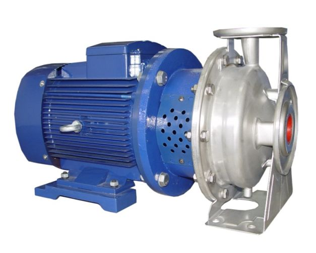 End Suction Centrifugal Pump Base Plate Version01