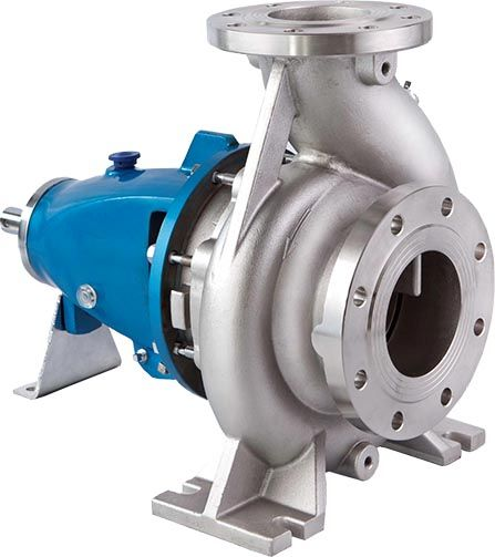 End Suction Centrifugal Pump02