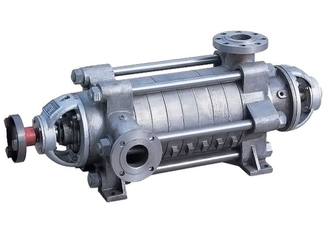 Horizontal Multistage Pump02