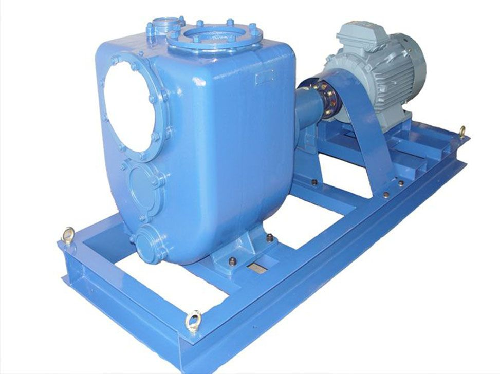 Self Priming Pump04