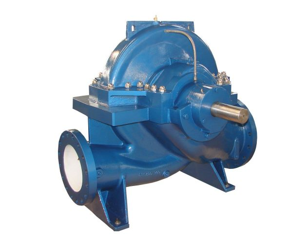 Split Casing Pump01