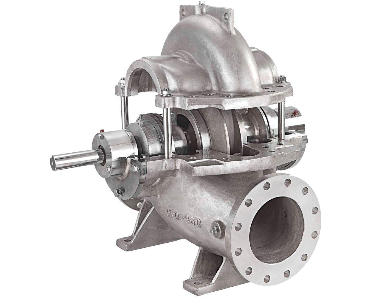 Split Casing Pump03