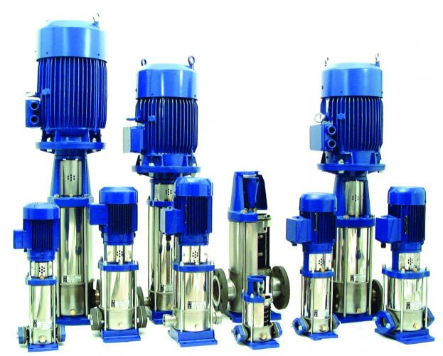 Vertical Multistage Pump01