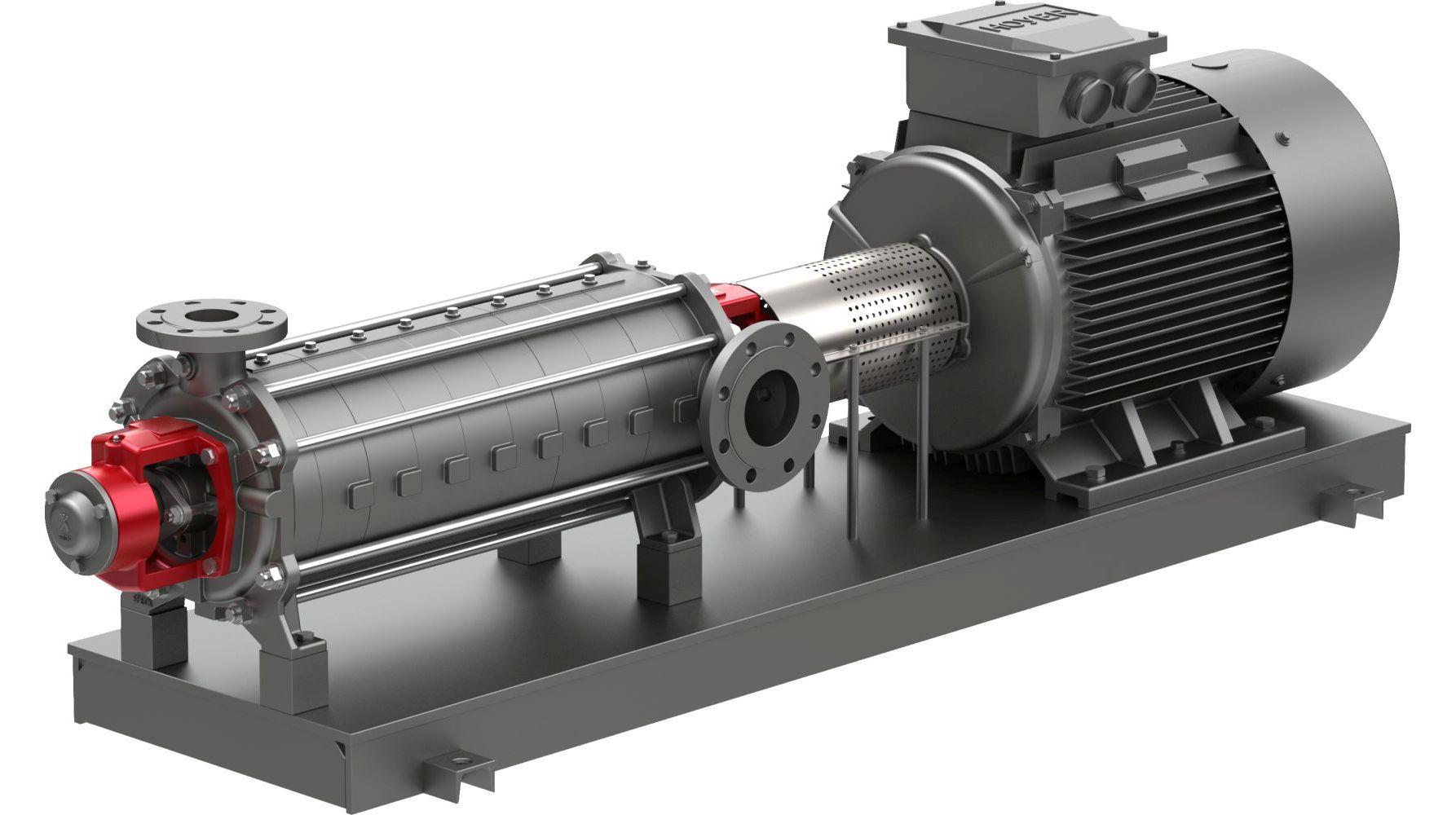 boiler Feed Pump01