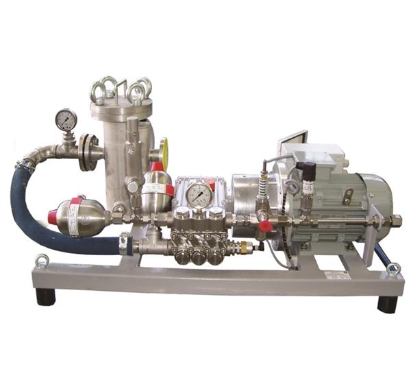 High Pressure Plunger Pump10
